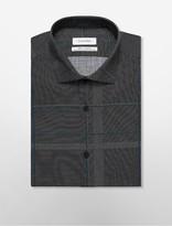 Calvin Klein Infinite Stretch Broken Dash Dress Shirt
