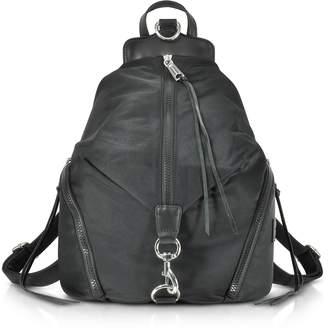 Rebecca Minkoff Black Julian Nylon Backpack