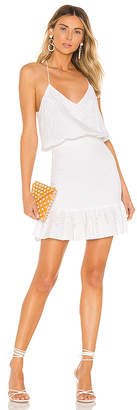 Karina Grimaldi Vanessa Embellished Mini Dress