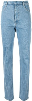 Ksenia Schnaider High-Waist Mom Jeans