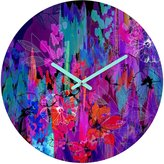 DENY Designs Holly Sharpe After The Storm Round Clock