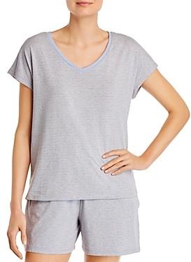 Natural Skin Megan V-Neck T-Shirt