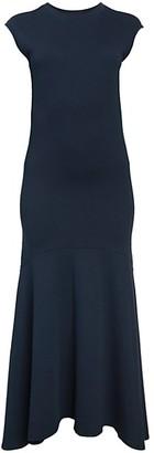 Frame Cascade Tee Maxi Dress