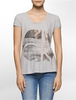 Calvin Klein Faded Infinite Logo T-Shirt