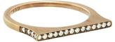 Jade Trau Arial Diamond Ring - Rose Gold
