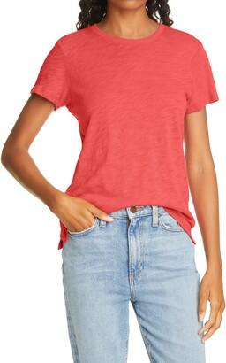 ATM Anthony Thomas Melillo Schoolboy Cotton Crewneck T-Shirt