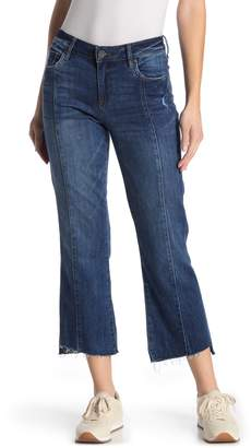 KUT from the Kloth Kelsey Ankle Flare Jeans (Regular & Plus Size)