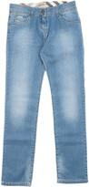 Burberry Denim pants - Item 42598723