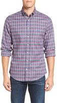 Gant Men's Extra Trim Fit Comfort Oxford Plaid Sport Shirt