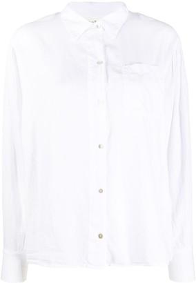 BA&SH Titouan cotton shirt