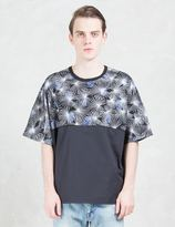 Factotum Flower Emb S/S T-Shirt