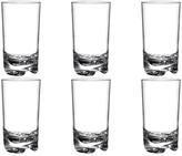 BarLuxe Hudson Unbreakable Tall Glass Set of Six