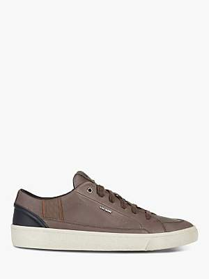 Geox Warley Leather Trainers