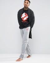 Asos Halloween Pajama Bottoms With Ghostbuster Print
