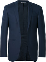 Canali - classic fitted blazer - men - Silk/Spandex/Elastane/Cupro/Wool - 50