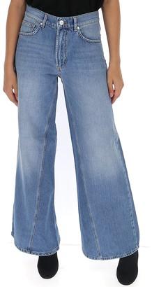 Ganni Wide Leg Jeans