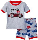 Petit Lem Super Fast Car Pajama (Baby Boys)