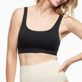 Essentials By Tummy Tank Essentials by Tummy Tank Smoothing Scoop Neck Bralette with Removable Pads