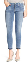 Citizens of Humanity Released Hem Ankle Skinny Jeans