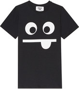 Someday Soon Ollie funny face cotton T-shirt 4-14 years