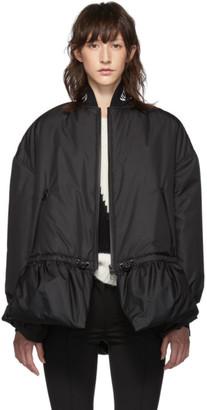 Valentino Black VLTN Caban Jacket