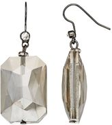 Vera Wang Simply vera bead drop earrings