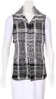 Chanel 2015 Paris-Dubai Fantasy Tweed Vest