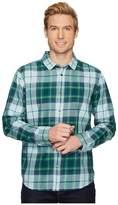 Prana Shayne Long Sleeve Flannel Men's Long Sleeve Button Up