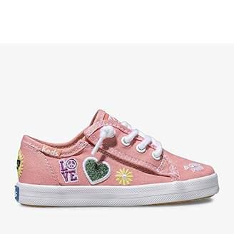 Keds Kids Girls' Kickstart Jr Sneaker