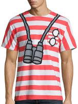 Novelty T-Shirts Waldo Costume Graphic T-Shirt