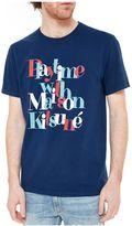Kitsune Maison Kitsune' Printed T-shirt