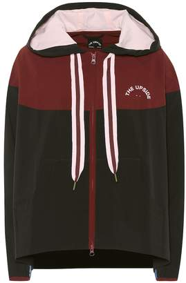 The Upside Ash hooded jacket