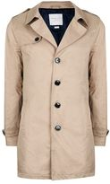 Selected Light Brown Trench Coat