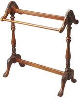 Butler Specialty Company Joanna Blanket Ladder/Rack, Vintage Oak
