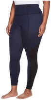 Spanx Plus Size Active Compression Crop Pants Women's Workout