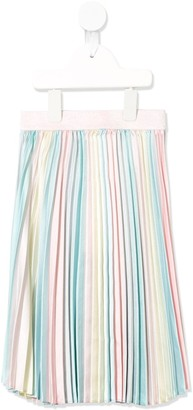 Billieblush Straight Pleated Skirt