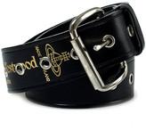 Vivienne Westwood Anglomania Black Alex Belt
