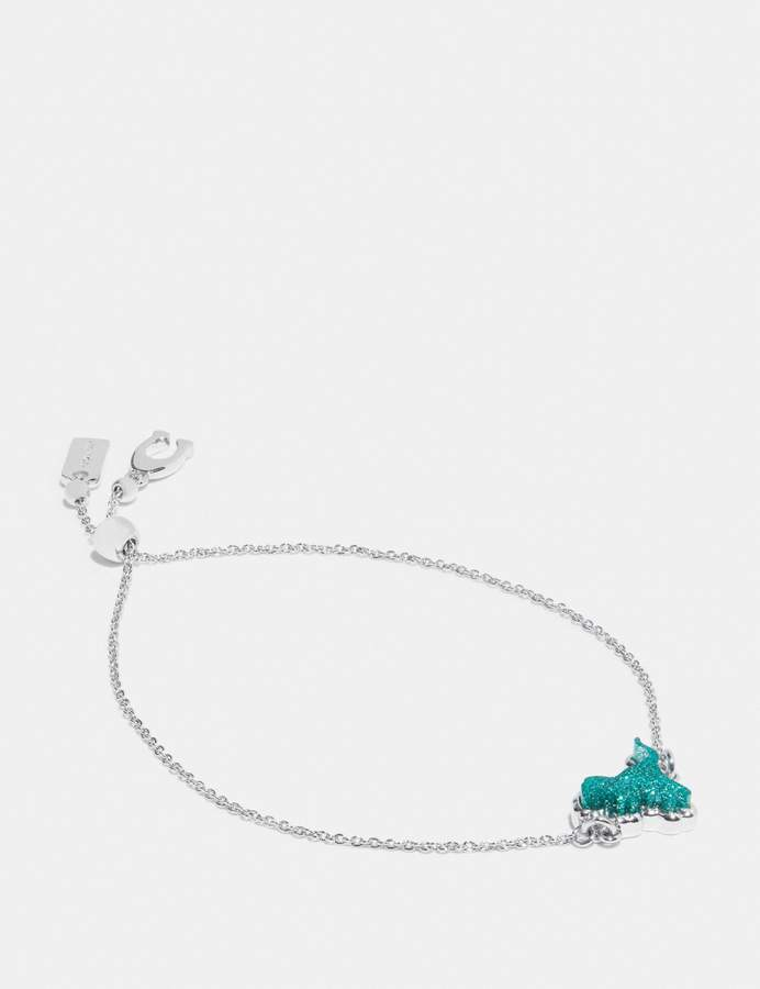 Coach Rexy Chain Bracelet