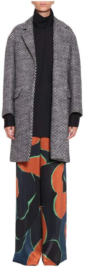 Dries Van Noten Rodel Wool Coat