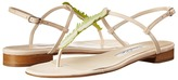 Oscar de la Renta Ansley 10mm Slingback Sandal