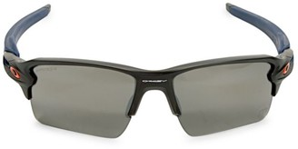 Oakley Chicago Bears 59MM Flak Sunglasses