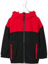 Stella McCartney Fletcher rain jacket