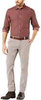 Dockers New Bic Slim Tapered Trousers, Foil
