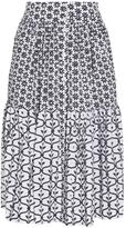 Temperley London Lizette Panel Skirt