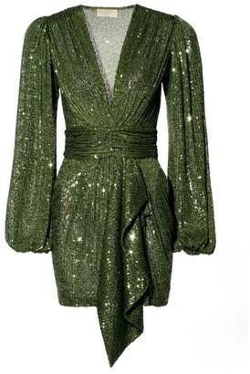 Aggi Anastasia Vineyard Green Dress