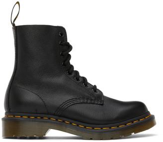 Dr. Martens Black 1460 Pascal Boots