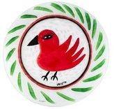 Kosta Boda Bird Glass Plate