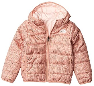 The North Face Kids Reversible Perrito Jacket (Toddler) (Sweet Lavender) Kid's Coat