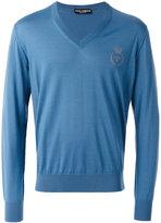 Dolce & Gabbana knitted sweater - men - Virgin Wool - 46