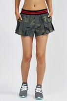 The Upside CAMO AGASSI SHORT